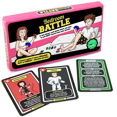 Erotiskt spel – Bedroom Battle