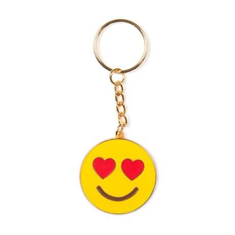 Nyckelring – Emoji In love