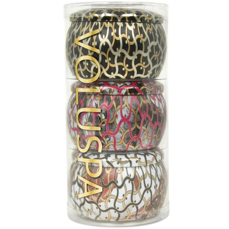 Voluspa – Maison Collection (3-pack) 3-pack