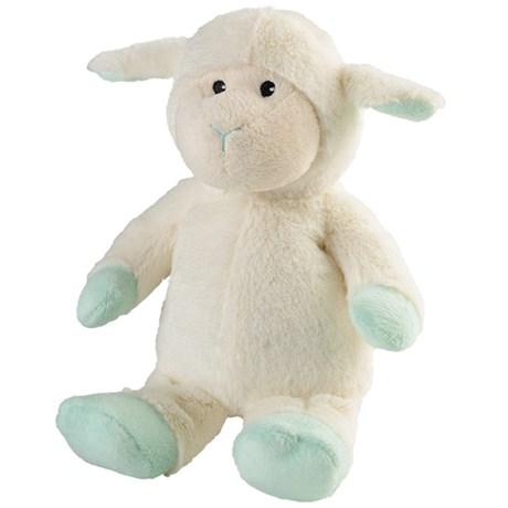 Vetevärmare – Litet lamm Warmies® Mintgrön