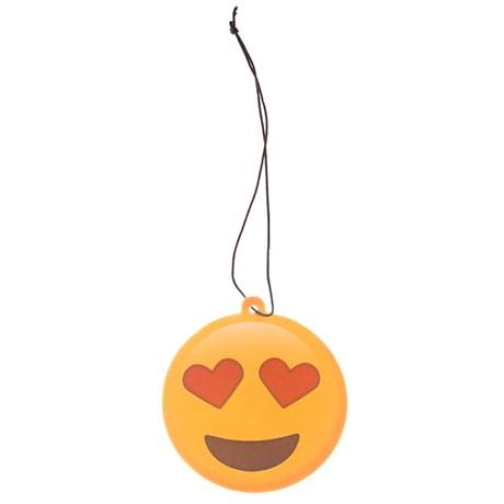 Air Freshener – Emoji Hjärtögon
