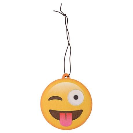 Air Freshener – Emoji Utsträckt tunga