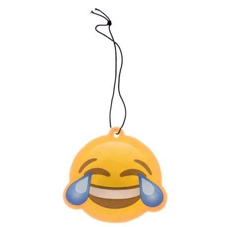 Air Freshener – Emoji Skrattande