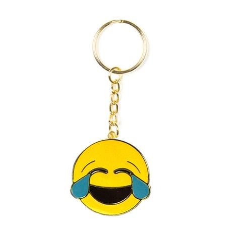 Nyckelring – Emoji Joy