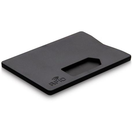 RFID Korthållare – Anti-Skimning Svart