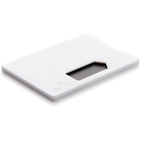 RFID Korthållare – Anti-Skimning Vit