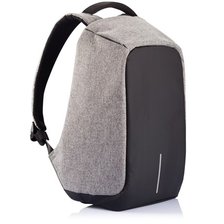 Anti-stöld ryggsäck – Bobby Grå