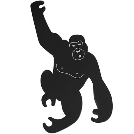 Lampdekor – Vilda djur Gorilla