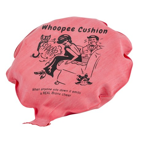 Pruttkudde – Whoopee Cushion Röd