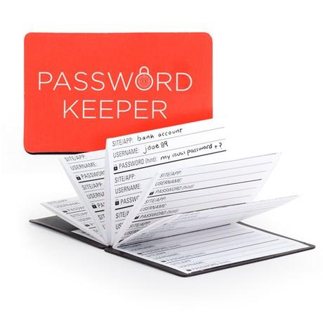 Lösenordssamlare Röd