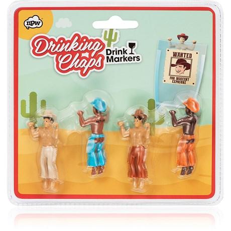 Glasmarkörer – Hunkar Drinking Chaps