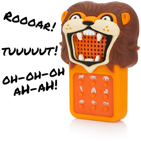 Sound Machine – Safari Orange