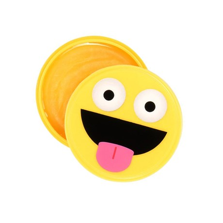 Läppbalsam – Emoji Gul