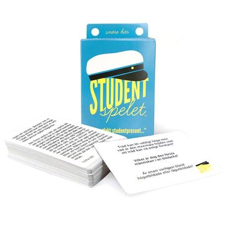 Frågespel – Studentspelet Blå