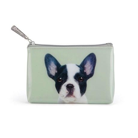 Necessär – Hund mintgrön Liten