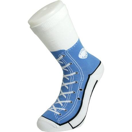 Strumpor – Sneakers Blå