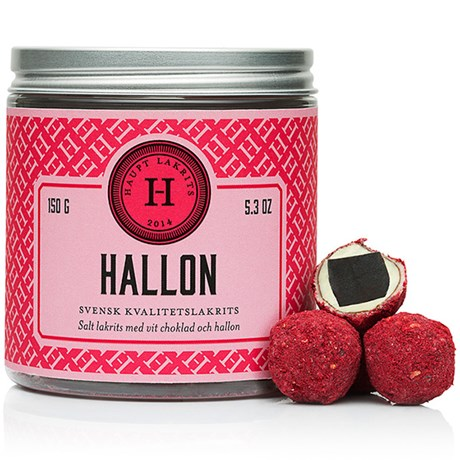 Haupt Lakrits - Hallon (Limited edition)
