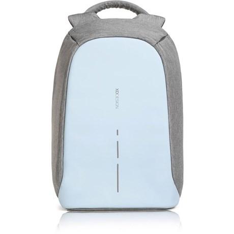 Anti-stöld ryggsäck – Bobby Compact Ljusblå