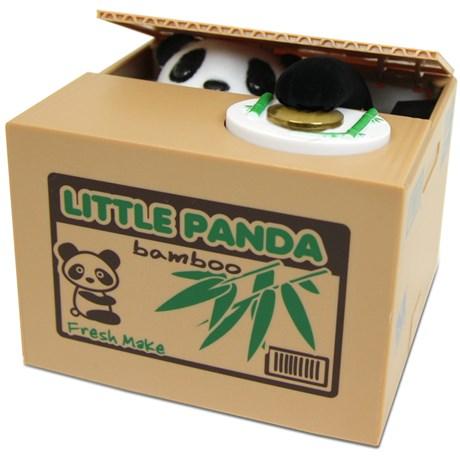 Mekanisk sparbössa – Katt / Panda Panda