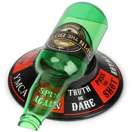Dryckesspel – Spin the Bottle Grön