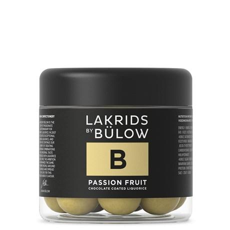 B – Passionsfrukt – Lakrids by Johan Bülow B – 150g
