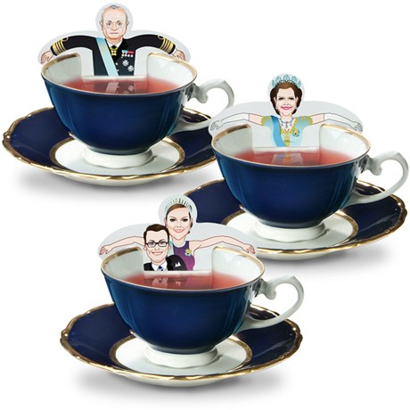Swedish Royaltea (5 tepåsar) Multi