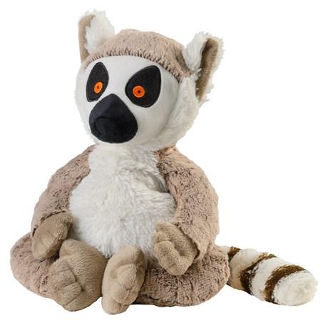 Vetevärmare - Vilda gosedjur, Warmies®, Lemur