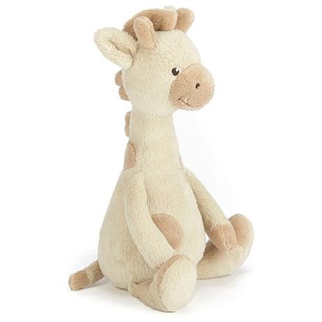 Babysaker - Giraff, Gosedjur med skallra