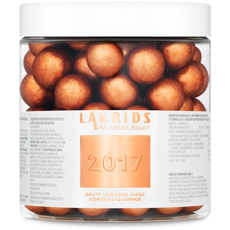 2017 – Salt kola – Lakrids by Johan Bülow VERY BIG – 530g