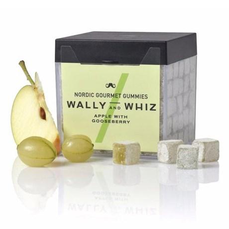 Vingummi med äpple – Wally & Whiz Äpple med krusbär
