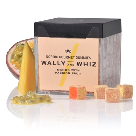 Vingummi med mango – Wally & Whiz Mango med passion