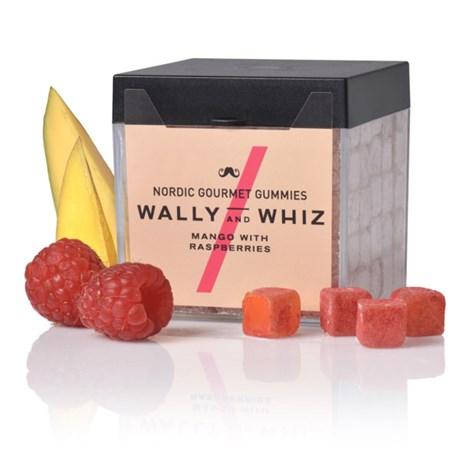 Vingummi med mango – Wally & Whiz Mango med hallon