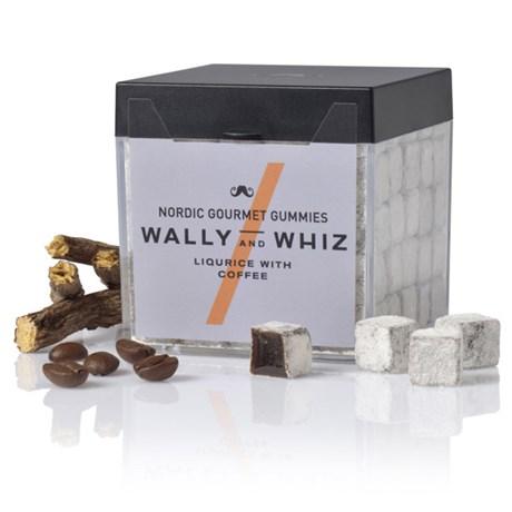 Vingummi med lakrits – Wally & Whiz Lakrits med kaffe