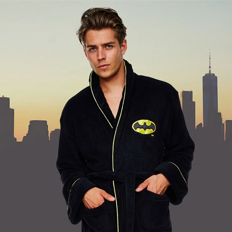 Morgonrock – Batman Fleece