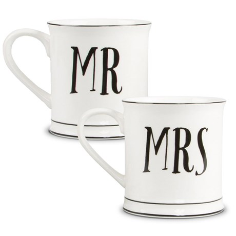 Mugg - Mr / Mrs