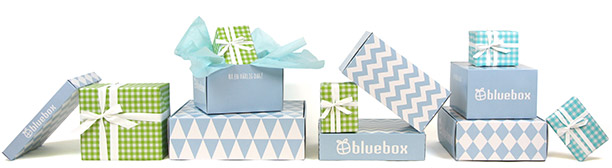 Bluebox paketinslagning