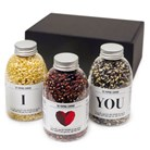Popcorn presentkit - I LOVE YOU