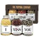 Popcorn presentkit - I MISS YOU