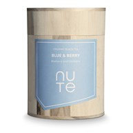 NUTE Svart te - Blue & Berry