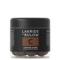 Recension av C - Kaffe - Lakrids by Johan Bülow, C - 150g