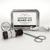 Julklapp till pappa: Handsome Dad Beard Kit