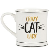 Recension av Mugg - Crazy Cat Lady