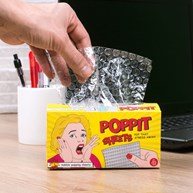 Anti-stress bubbelplast - Poppit