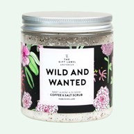 Body Scrub - Wild and Wanted
