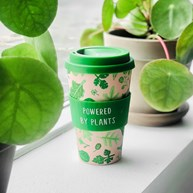 Kaffemugg i bambu - Powered By Plants