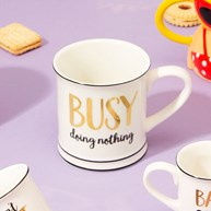 Mugg - Busy doing nothing
