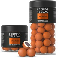 BÆRRIES Sea Buckthorn - Lakrids by Bülow
