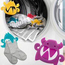 Sock Monsters - Strumpklämmor (8-pack)