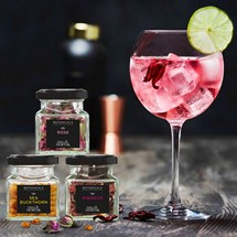Gin & Tonic Set - Mixology, Flower Power