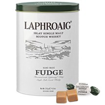 Recension av Fudge - Laphroaig Single Malt Whisky
